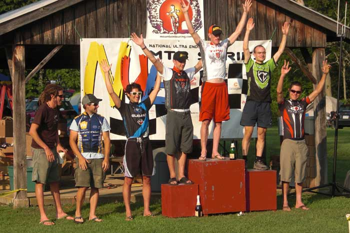 Wilderness 101 Podium