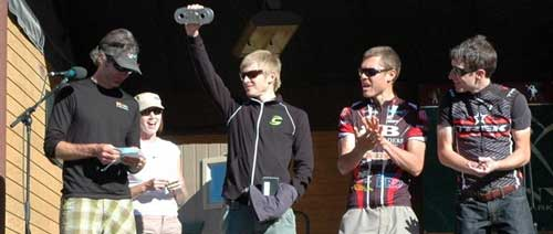 Park City Point to Point Podium