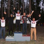 2011 High Cascades Podium