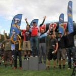 2011 Breckenridge 100 Podium