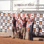 2012 24 Hours of Moab Podium