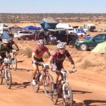 2012 24 Hours of Moab leading the pack