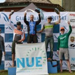 Pierres Hole 100 Miler 2014 podium