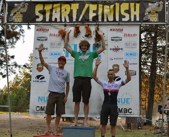 high cascade 100 finish