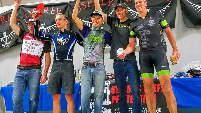 12 hours of mesa verde podium 2017